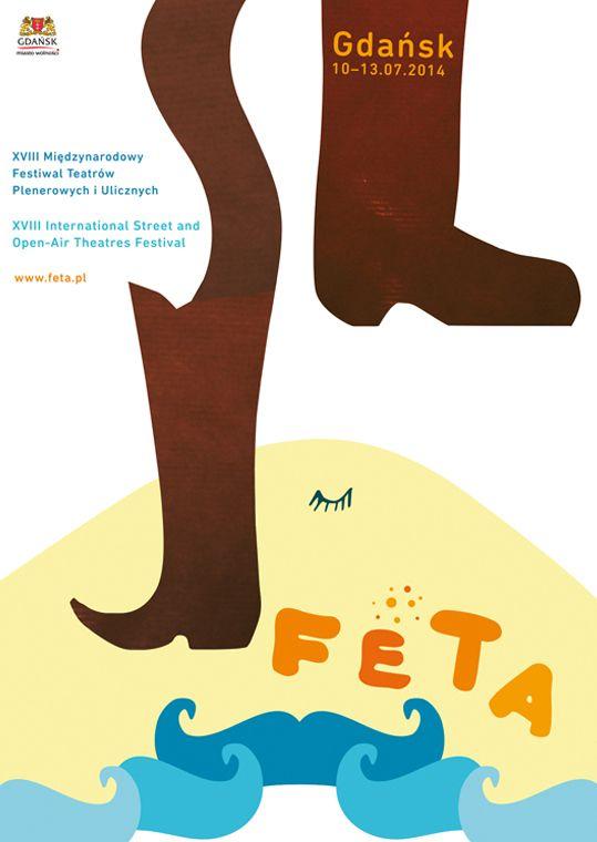 Feta Event Poster