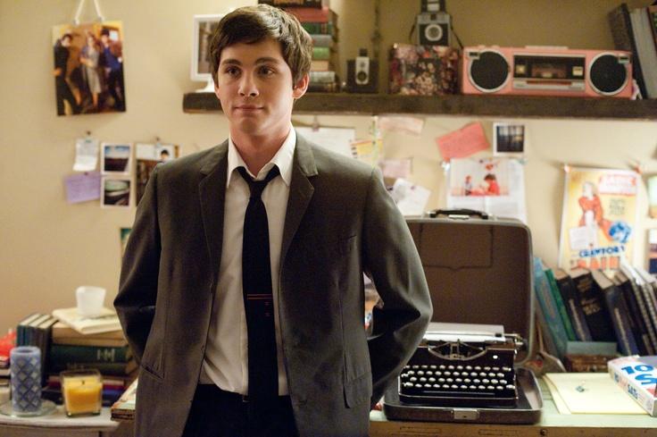 #LoganLerman interpreta Charlie in #NoiSiamoInfinito. Il #film sarà al #cinema dal 14 febbraio.