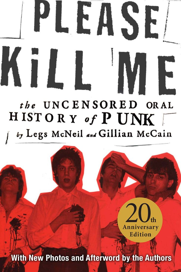 SIX RULES FOR CREATING AN ORAL HISTORY THE ORIGINAL CHRONICLERS OF PUNK ON HOW THEY DID IT