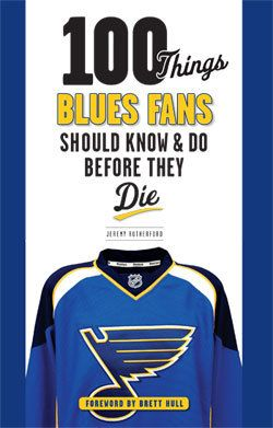 Blues Book Shares Untold Stories - St Louis Blues - News