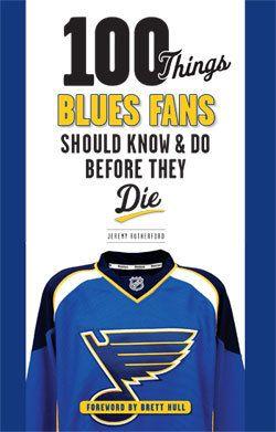 Blues Book Shares Untold Stories - St Louis Blues - News