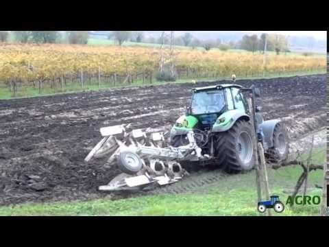 Deutz Fahr 7250 TTV   http://www.agromachinery1.com/video_listing/deutz-fahr-7250-ttv/