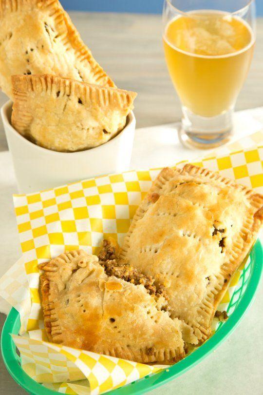 Recipe: Cheeseburger Hand Pies