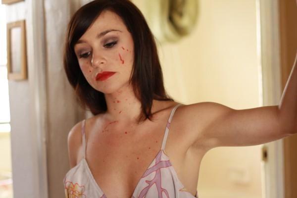 danielle harris nude photoshoot