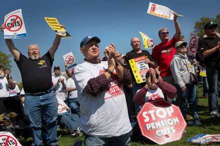 Treasury Department Rejects Plan to Cut Pension Benefits for Teamsters