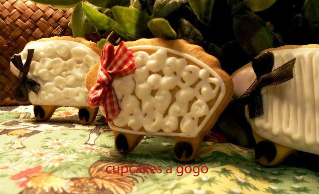 Cupcakes a gogó: ¿churras o merinas?....y fabricación de bombas caseras...jajaja!!!
