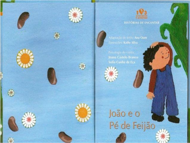 João e o Pé de Feijão   – Kinderbuch