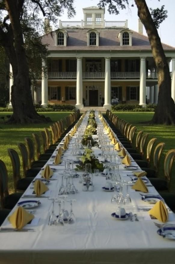 Southern hospitality