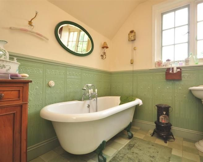 17 best images about master bathroom on pinterest for Roll top bathroom ideas