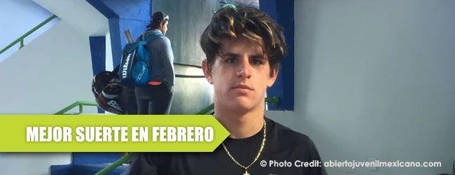 Las raquetas mexicanas iniciaron el año con el ITF femenil de 25k de Orlando, Florida,  mientras que los más jóvenes vieron acción en la Copa del Café en Costa Rica. Ninguna con buenos resultados.
