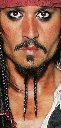 Jack Sparrow Costume How-To: Yes, the Boy Wears Make Up