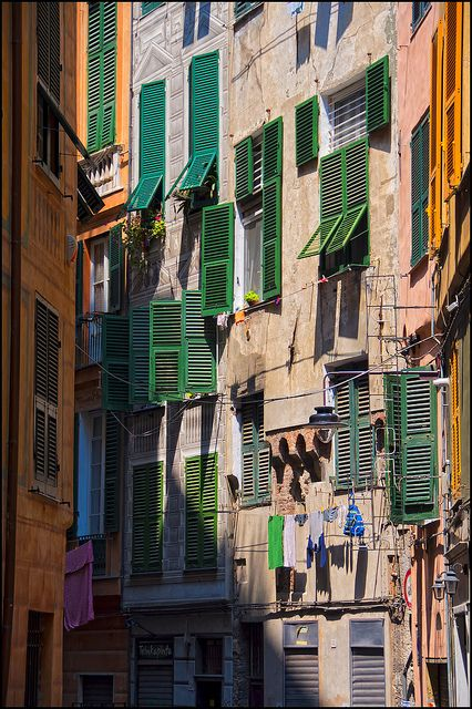 Ironically Italian | Genoa, province of genoa , Liguria region Italy