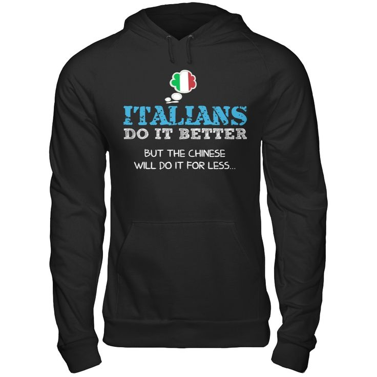 Italians Do It Better, But... | Represent
