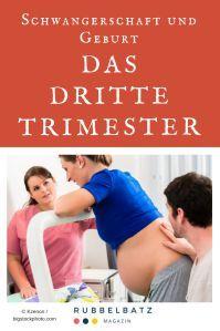 3. Trimester: Die letzten Wochen vor der Geburt
