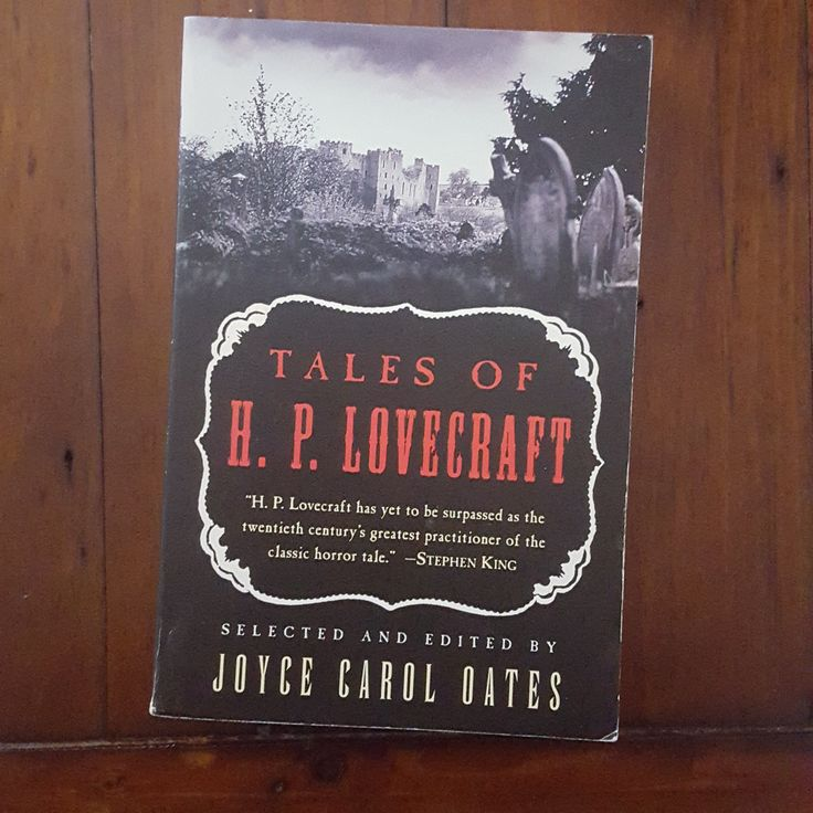 Tales of H.P. Lovecraft – Joyce Carol Oates