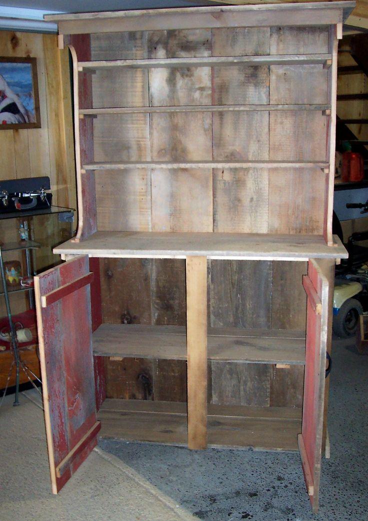Reclaimed Furniture From Barn Boards | New  Barn Board Furniture And Stuff!