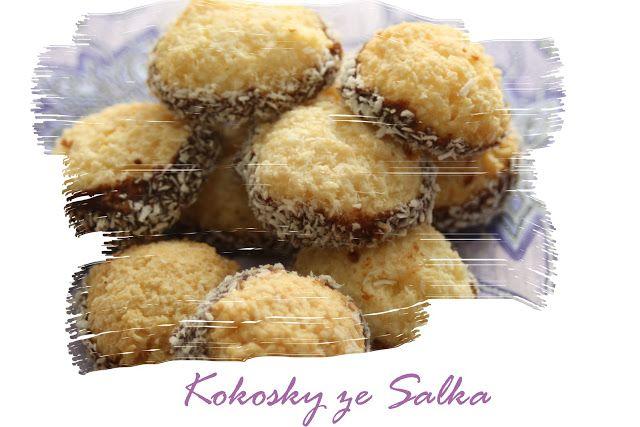 {jednoduché} Kokosky ze Salka - DOBROTY DULINKA