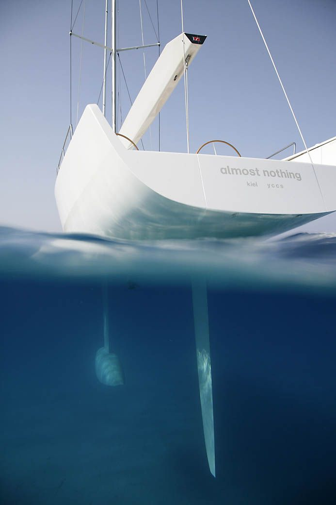 b60 sloop | Seatech Marine Products / Daily Watermakers