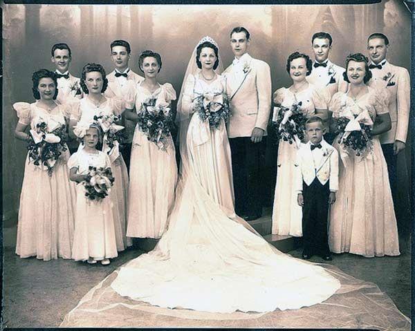 1940 Wedding Ideas: Best 25+ 1940s Wedding Dresses Ideas On Pinterest