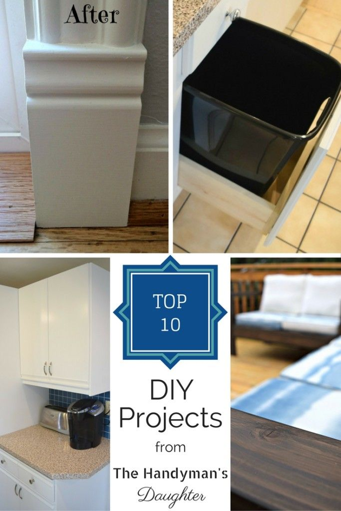 Check out my top ten DIY projects for 2016!