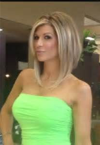 Swing Bob Haircut Back View | Alexis Bellino bob haircut ...