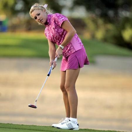 Natalie Gulbis #Sexy #LPGA #Golf