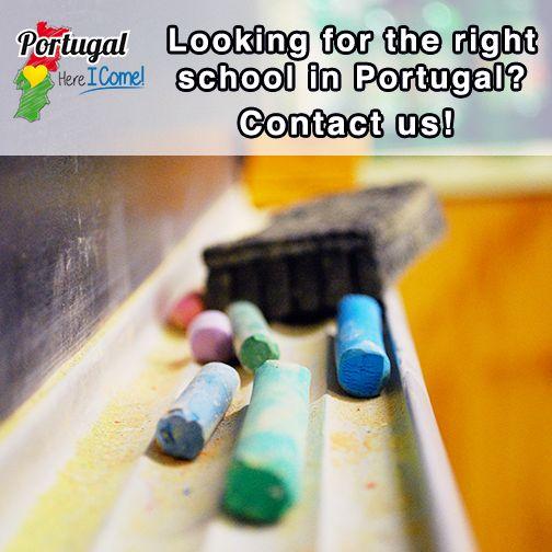 school in portugal, education in portugal, study in portugal info@portugalhereicome.com #portugalhereicome #portugal #school