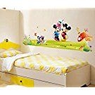 Syga Wall Sticker (Plastic, 61.7 cm x 6 cm x 5.7 cm, Multicolour)