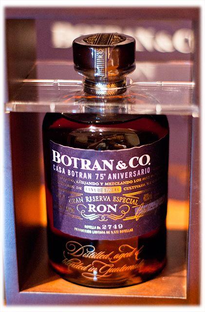 RumFest 2015 - Ron Botran Gran Reserva Especial Rum
