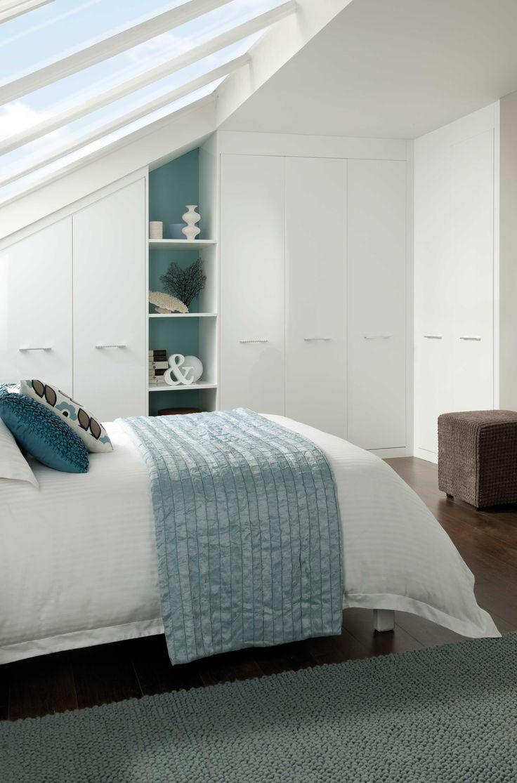 All white loft conversion ideas