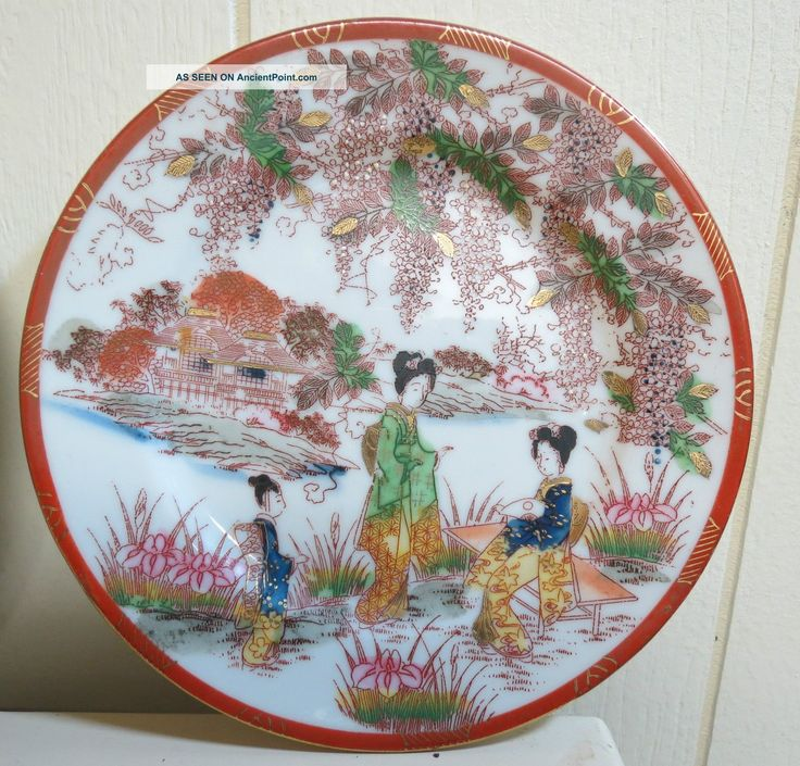 Hand Painted Plate Prices