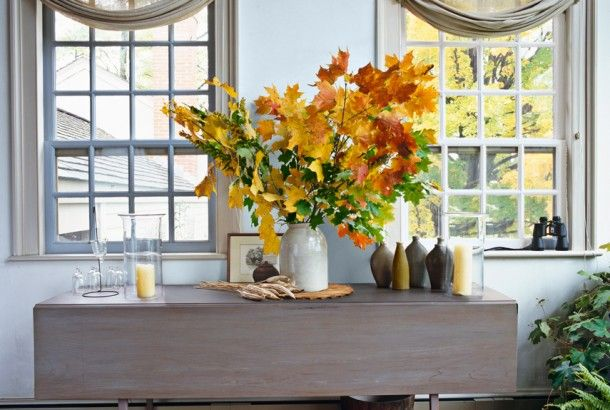 Fundamenta – Otthonok és megoldások Csodálatos őszi lakásdekorációs tippek…