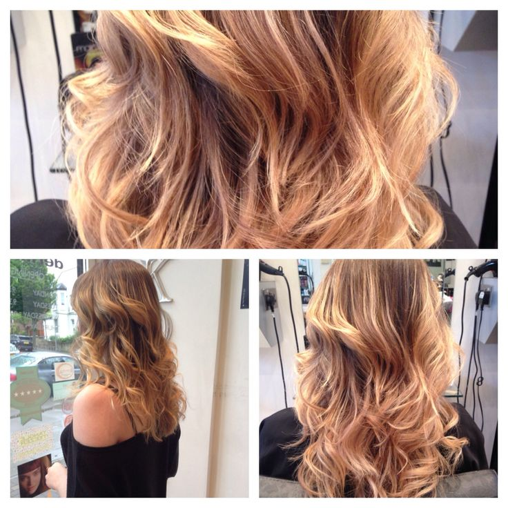 Ombre Balayage Dipdye Haircolours Kayandkompany Hair Beauty Salon Hairdressers In Muswellhill London N10 N8 N12 N22 Hairbyme Hap