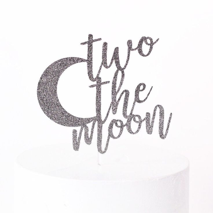 Two The Moon Cake Topper #mooncake in 2020 | Moon cake ...