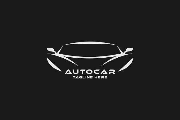 Auto Car Logo Template By Andre Flamboyan On Creativemarket Logos