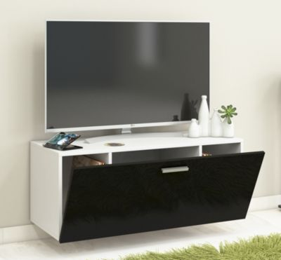 25 best ideas about tv wand holz on pinterest. Black Bedroom Furniture Sets. Home Design Ideas