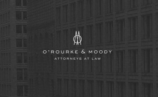 O'Rourke & Moody Logo Design by Kyle Poff