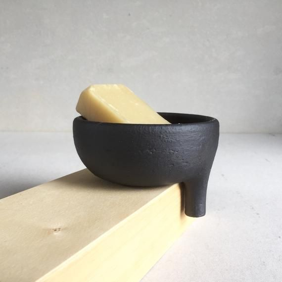 Made to Order Rustic SOAPDISH with strainer for bathroom sink, ceramic, pottery, handmade, soap dish, soap tray