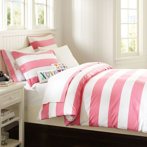 pink striped bedroom 993 best images about pb teen on slater 12883