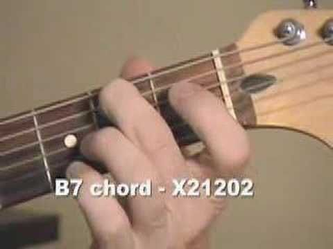 Guitar Chord B7 Videos - YouTube