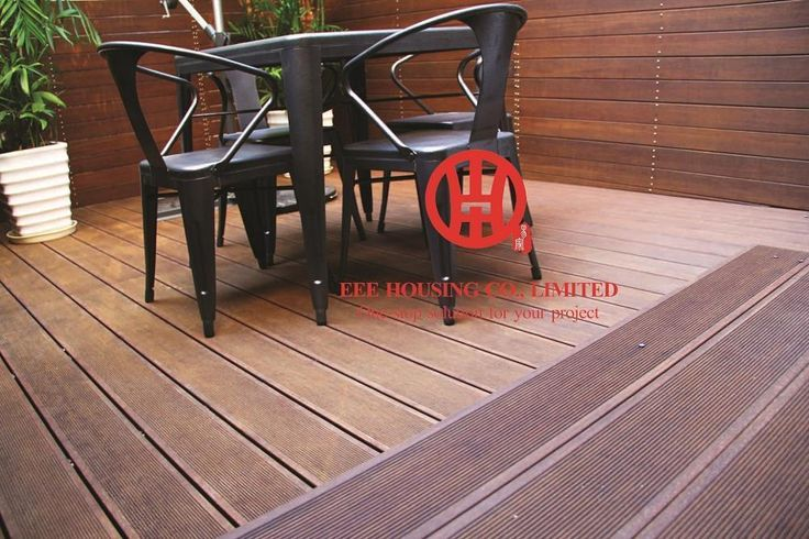 Eco Friendly Bamboo Decking Boards Terraced Decking Ideas