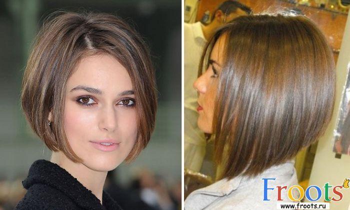 стрижки для негустых волос средней длины: 21 тыс изображений найдено в Яндекс.Картинках