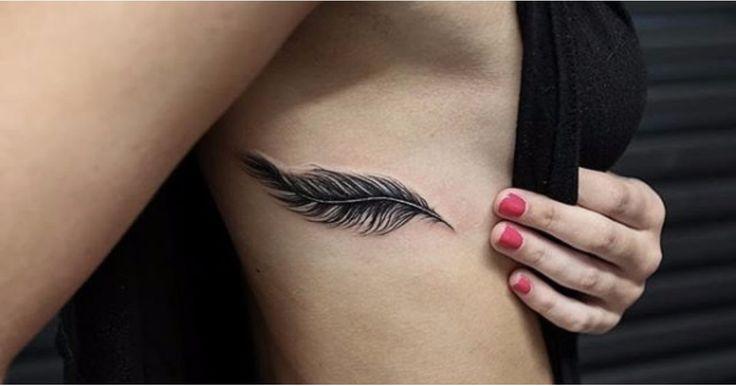 Die besten 25 unendliche feder tattoos ideen auf for Why can t you get tattoos while pregnant