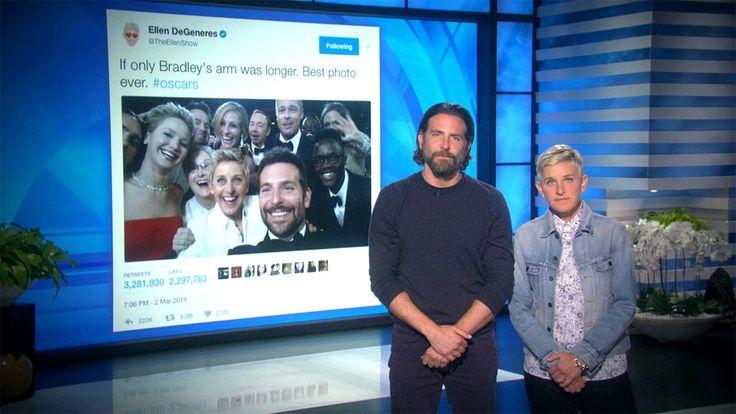 Ellen and Bradley Cooper Need Your Help