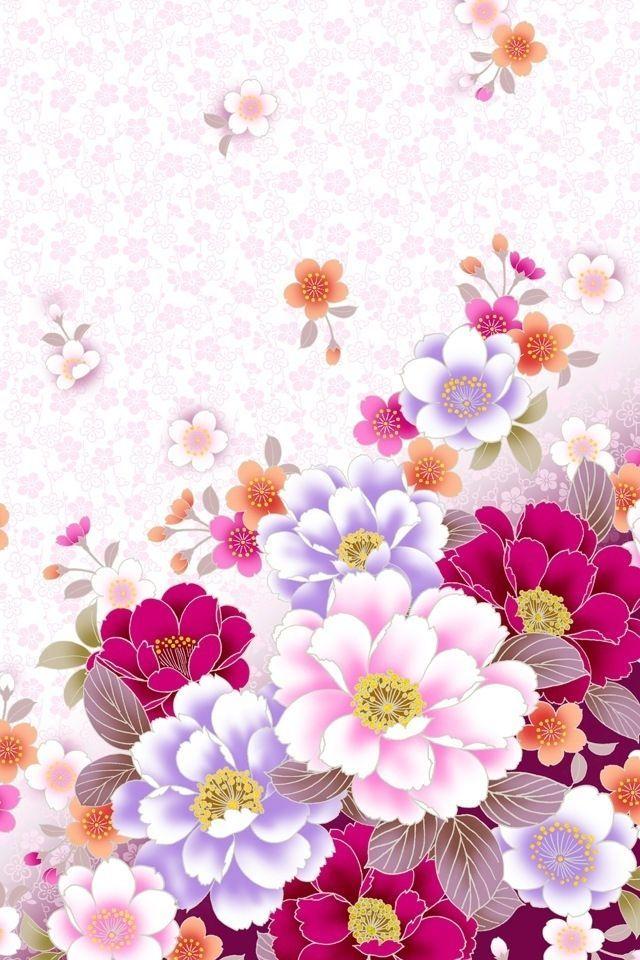 Flowers Spring Photo Wallpaper Iphone Shenanigans Pinterest