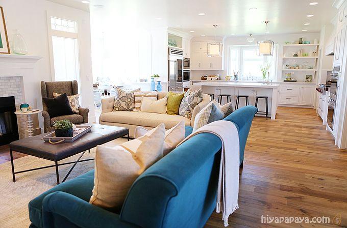 House of Turquoise: Caitlin Creer Interiors & Hiya Papaya Photography
