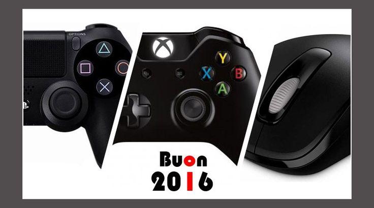 Un 2016 di fuoco per PlayStation 4, PC e Xbox One #playstation4 #consolle #PC #Xboxone #amici