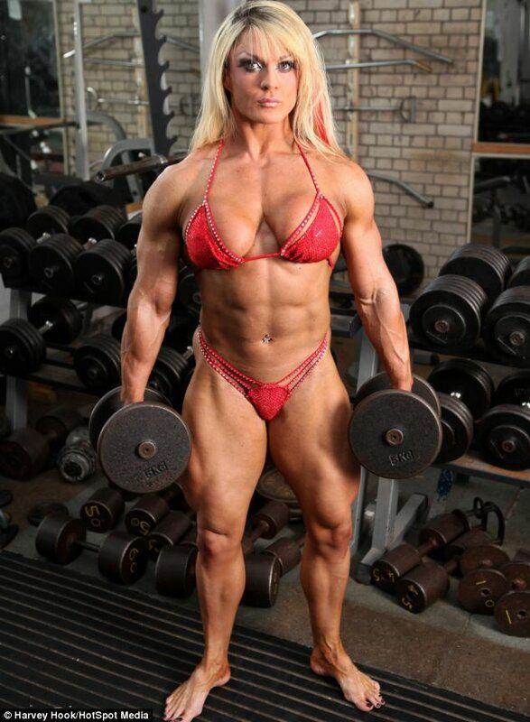 Kulturisty Ne Odobryayut Anoreksiyu Body Building Women Muscle Girls Muscle Women