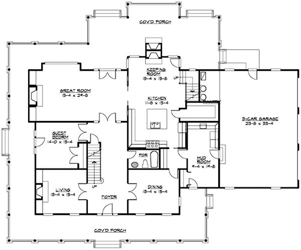 119 best SMALL HOME PLANS images on Pinterest   House floor plans ...