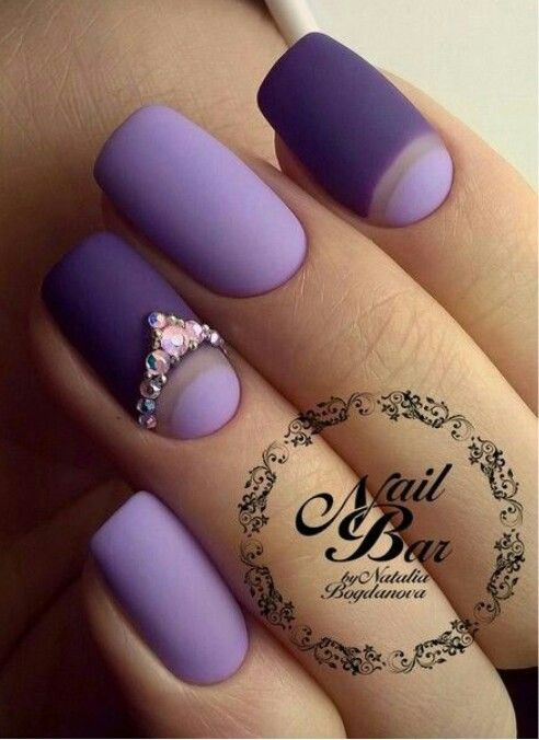 157 best Uñas bonitas y decoradas images on Pinterest | Accent nails ...